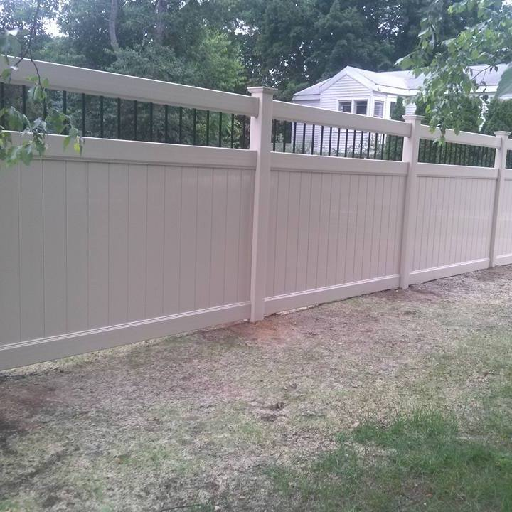 Custom design fence