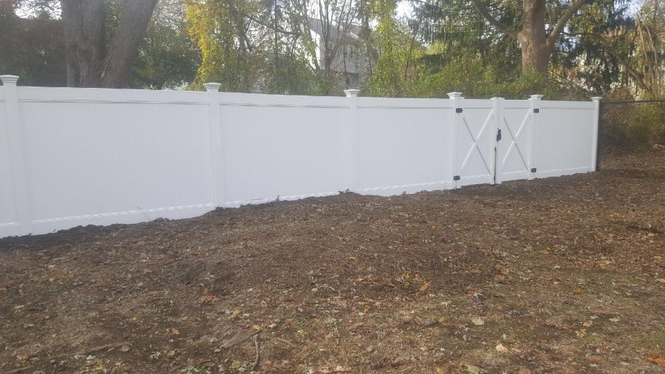 Gated fence repair