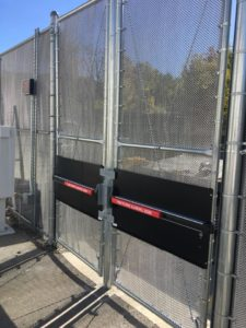 commercial Security Fence 2