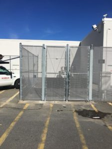 commercial Security Fence 5