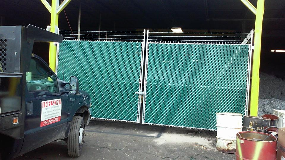 security fence installation 13