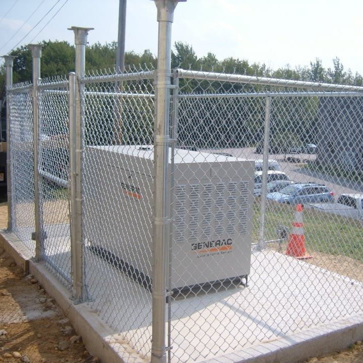 commercial security fence 6