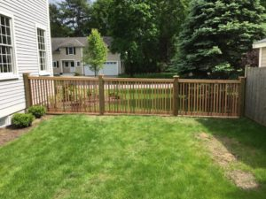 worcester residential fencing