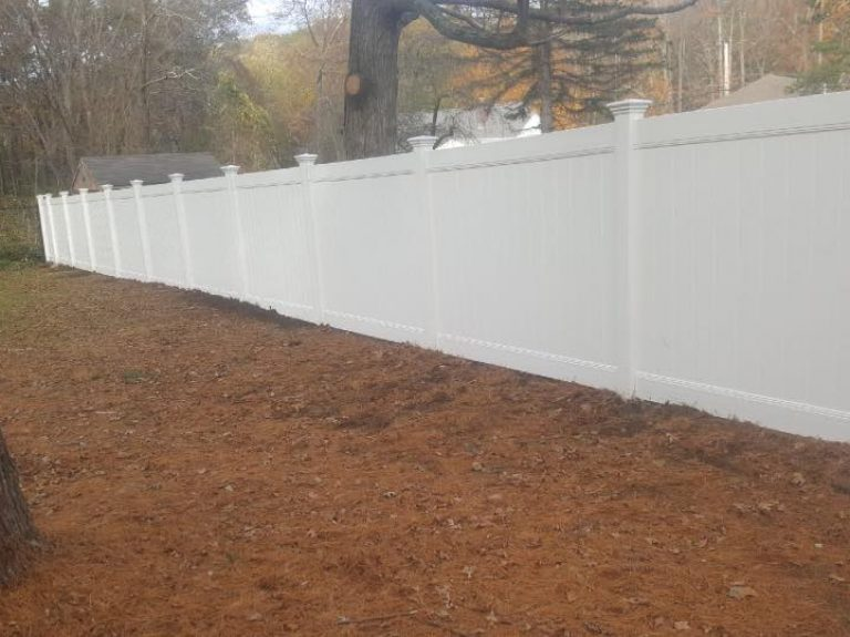 wooden board fence repair worcester