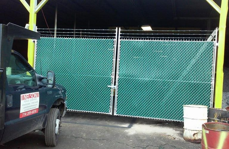 security fence 13